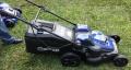 40-вольтная аккумуляторная газонокосилка  Kobalt