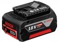 Аккумулятор Bosch емкостью 6 Ач и быстрое зарядное устройство