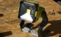 Гибридный фонарь Ryobi One+ Hybrid Work Light