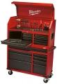 Металлический шкаф для инструментов от Milwaukee
