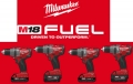 M18 FUEL – новая линейка аккумуляторных инструментов от Milwaukee