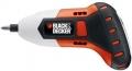 Миниатюрный шуруповерт с гироскопом Black & Decker Gyro
