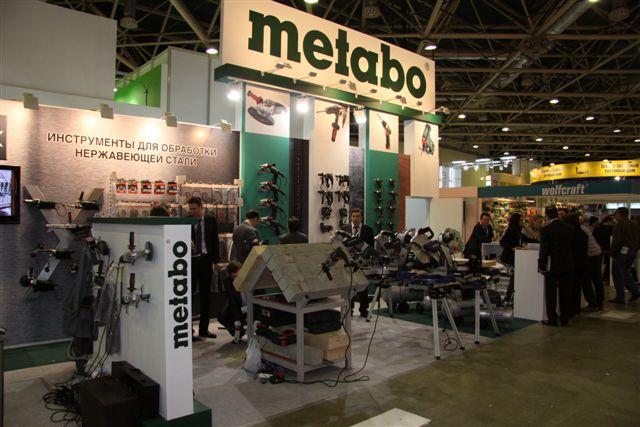 Международная выставка инструментов MITEX-2011