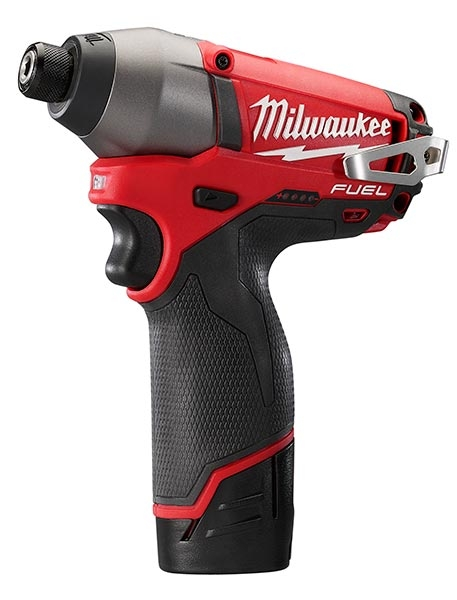 12-вольтные бесщеточные инструменты Milwaukee