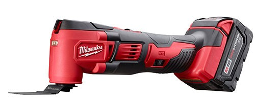 Milwaukee  аккумуляторный многофункциональный инструмент 2626-22