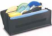 Уборка помещения с помощью салфеток из микроволокна и аквапылесоса