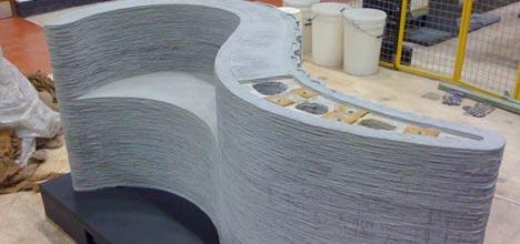 3D печать бетона – будущее строительства?