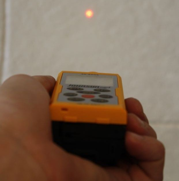 Лазерная рулетка Johnson Level 40-6005 230 (ОБЗОР)