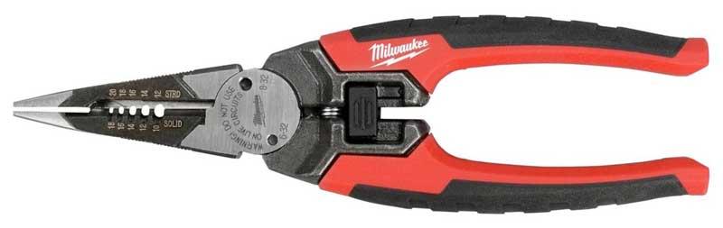 Комбинированные плоскогубцы Milwaukee 6 в 1 (48-22-3069)