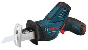 12-вольтная аккумуляторная сабельная пила Bosch PS60-2A