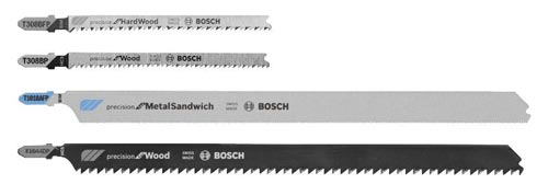 Bosch анонсировала 250-миллиметровые полотна для электролобзиков