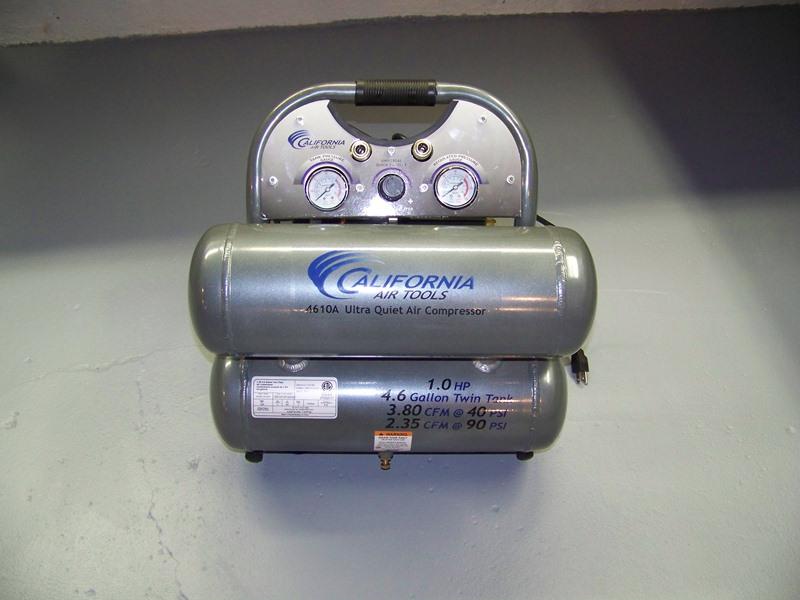 Очень тихий компрессор California  4610A