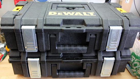 Dewalt ToughSystem или Bosch L-Boxx. Какие кейсы лучше?