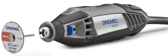 Новый мощный гравер Dremel 4200