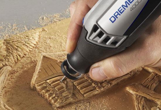 Сдувающая пыль насадка для граверов Dremel