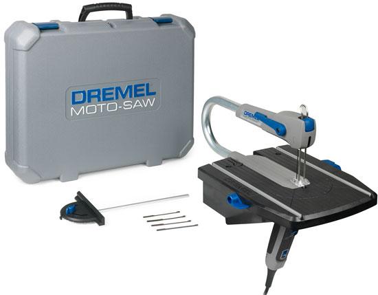 Новая лобзиковая пила Dremel Moto-Saw