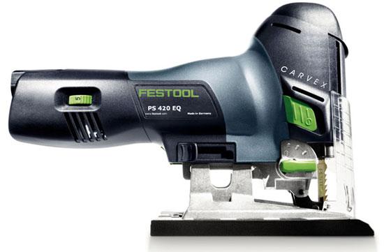 Революционный электролобзик Festool Carves 420?