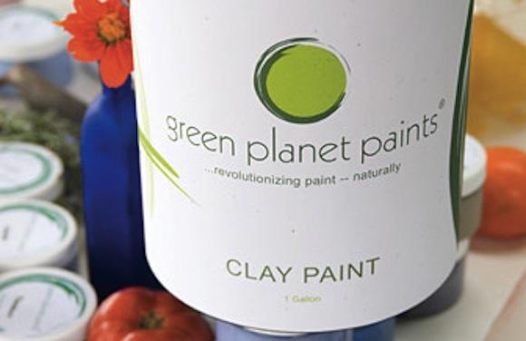 Экологически чистая краска Green Planet