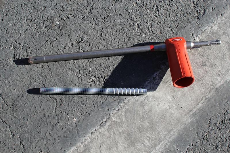 Полые сверла для бетона Hilti TE-YD и TE-CD