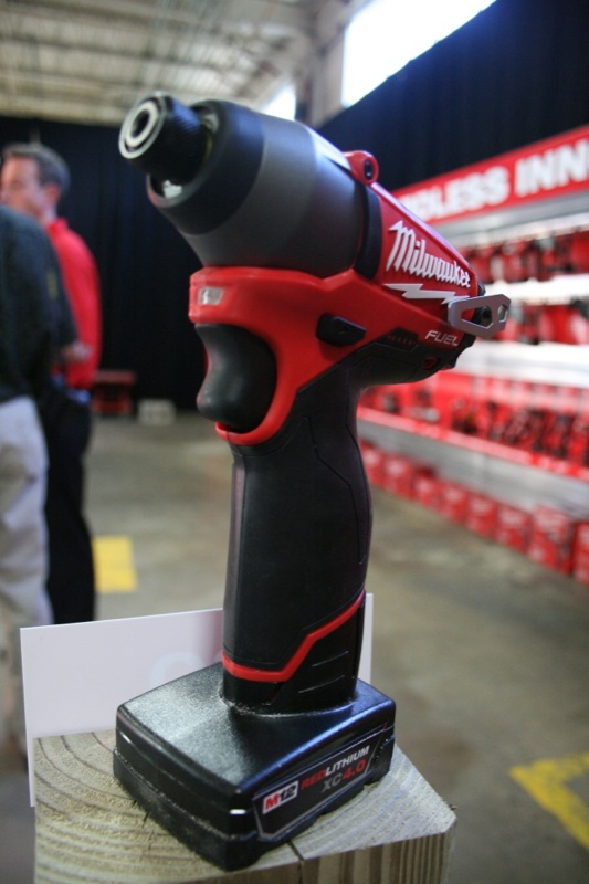 Новые аккумуляторы Milwaukee RedLithium 2.0 и XC4.0