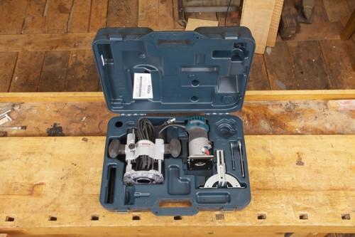 Ручной фрезер Bosch Colt PR20EVSPK