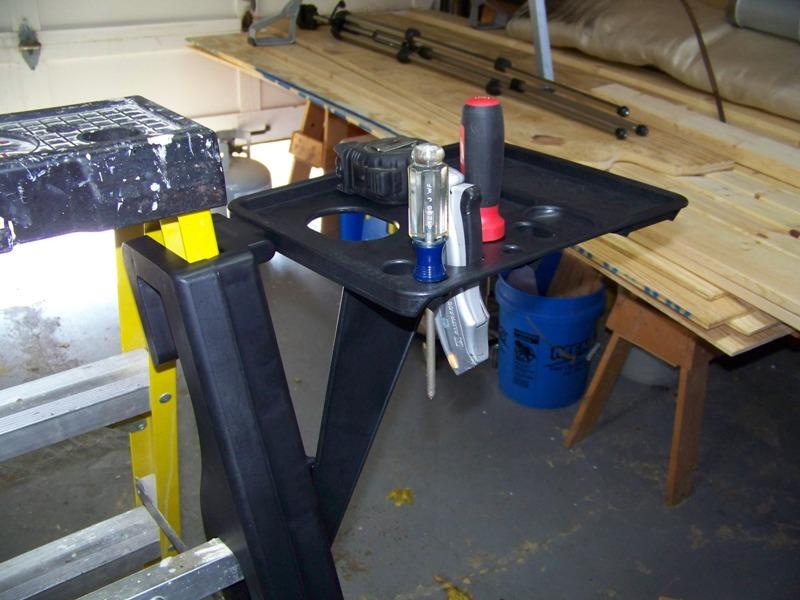 Подвесной лоток для стремянки Ladder Hand