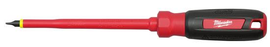 Новые ручные инструменты Milwaukee: отвертки, отвертки со сменными битами, отвертки под гайку