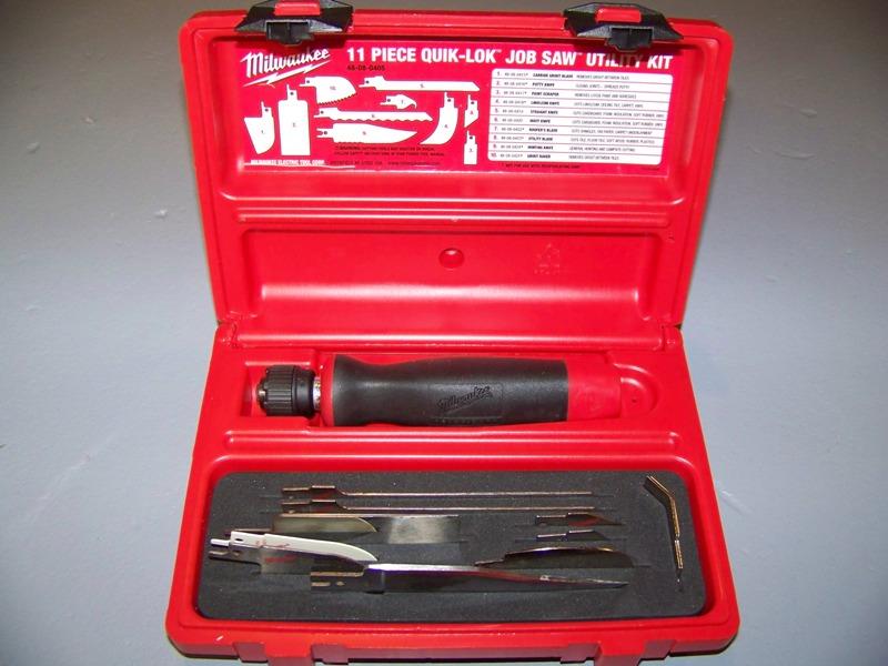 Ручной многофункциональный инструмент Milwaukee Job Saw Kit