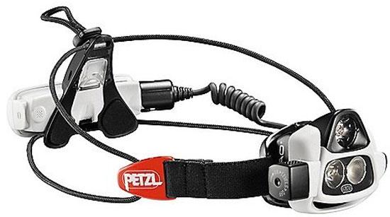 Реактивный налобный фонарь Petzl Nao