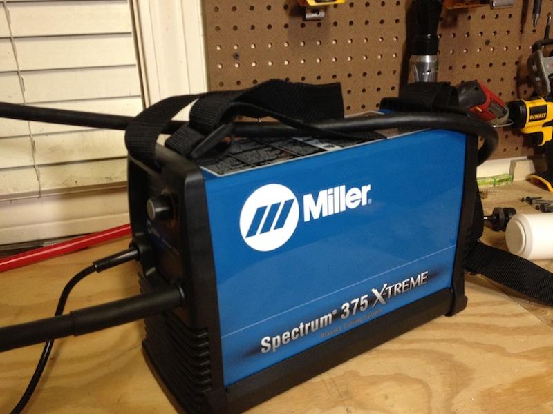 Установка для плазменной резки Miller 375 X-treme (ОБЗОР+ВИДЕО)
