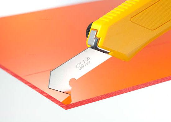 Ножи для резки пластика