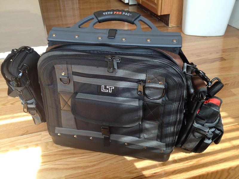 Самая прочная в мире сумка для ноутбука Veto Pro Pac LT (ВИДЕО)