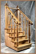 Все о лестницах