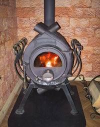 Газогенераторная печь Бренеран