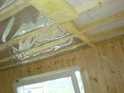 Потолочная система отопления для загородного дома