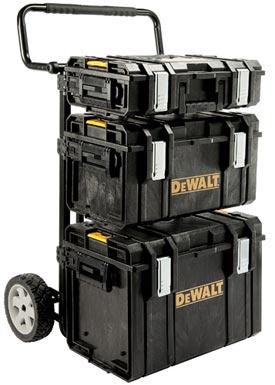Система хранения и транспортировки DeWalt ToughSystem