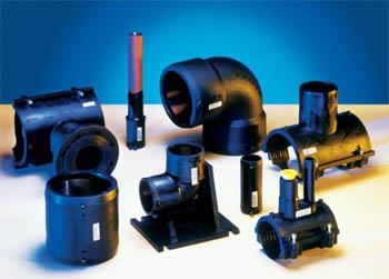 Фитинги, используемые в современных полимерных трубопроводах