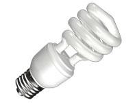лампа энергосберегающая спиралевидная