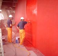 Компания Caparol разработала олимпийский вид краски для фасадных работ