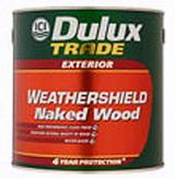 Новая бесцветная пропитка для дерева от Dulux