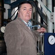 Заведующий лабораторией физики и химии горения Андрей Крауклис