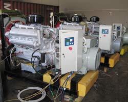 Параллельная работа дизель генераторов