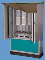 Шкаф распределительный пристенный