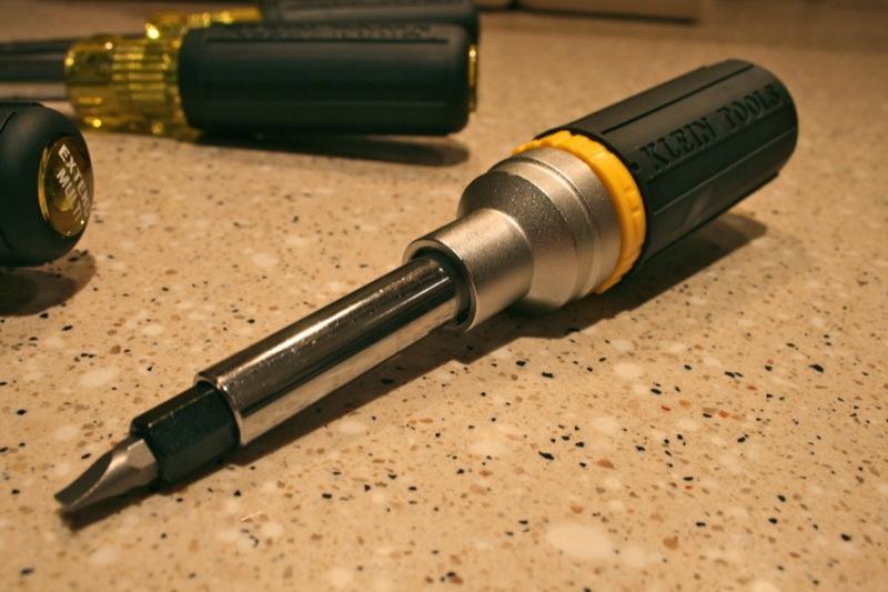 Отвертки со сменными битами от Klein Tools
