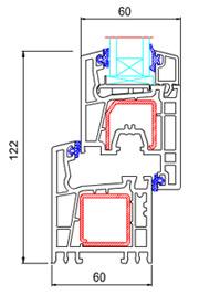 Профильные ПВХ-системы Salamander