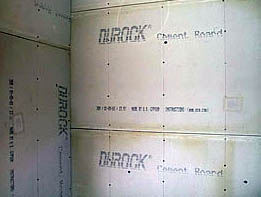 укладка цементных плит